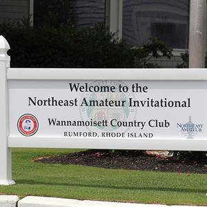 2021 Northeast Amateur - Practice Round